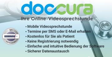 Doccura - Ihre Online Videosprechstunde